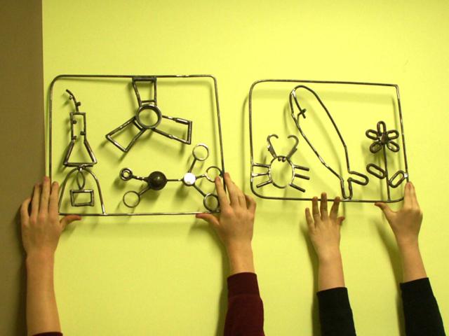 Schulprojekt Piktogramme Carl-Diercke-Schule Kyritz