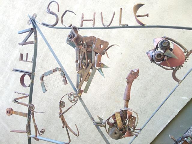 Kunstschulprojekt Lindenschule Kyritz